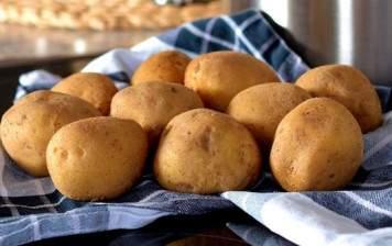 Organic Annabelle potatoes