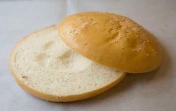 Sesame buns (for burgers)
