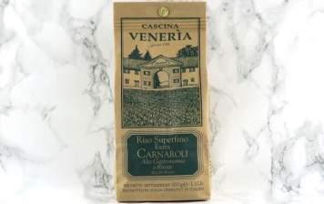 Carnaroli rice from Cascina...