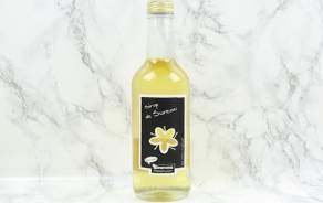 Sirop de fleurs de sureau GRTA Genève