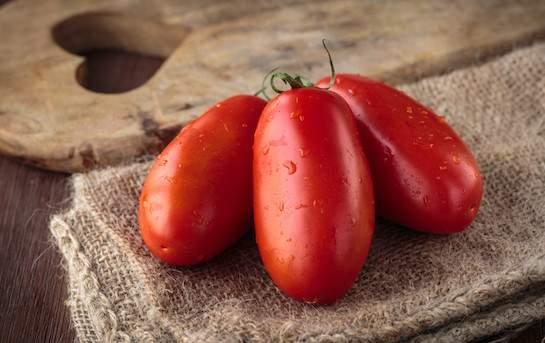 Tomatoes San Marzano