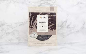Organic black rice Hom Nin
