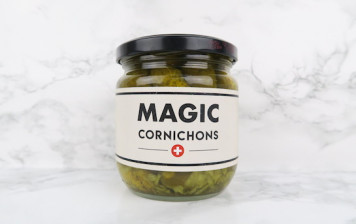 Magic gherkins from...