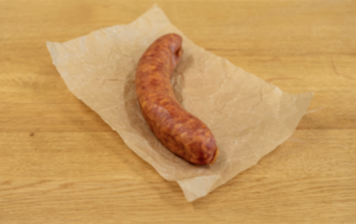 Saucisson from Emmental