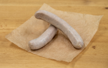 """""""Duroc"""" pork sausage"""