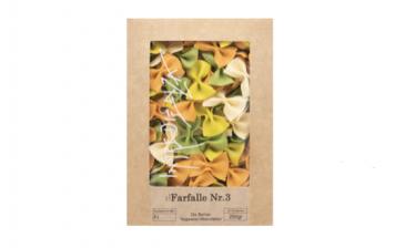 Organic & Vegan Farfalle from Berne