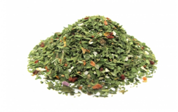 Herb mix for salad dressing