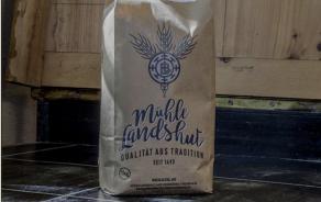 White flour (wheat)