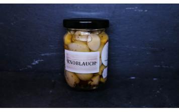 Garlic pickled