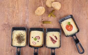 Delicious raclette