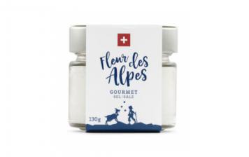 Fleur des Alpes - gourmet salt