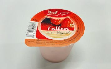 Yogourt fraise