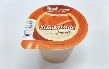 Yogourt chocolat