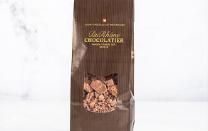 """Dark Chocolate """"Couverture"""" by Chocolaterie du Rhône"""