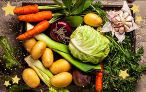 Vegetables from Berne