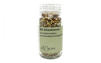 """Organic """"Alleskönner"""" in a..."""