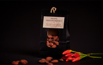 Spicy Tandoori-Almonds