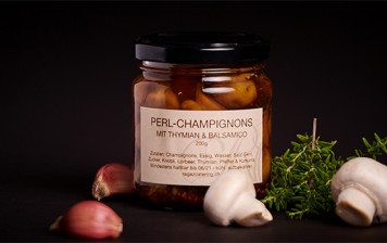 Perl-Champignons mit...