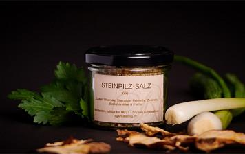 Steinpilz-Salz
