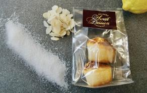 Muffins aux amandes et citron