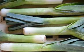 Organic leeks (2 pieces)