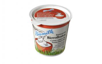 Organic whole cream 35%