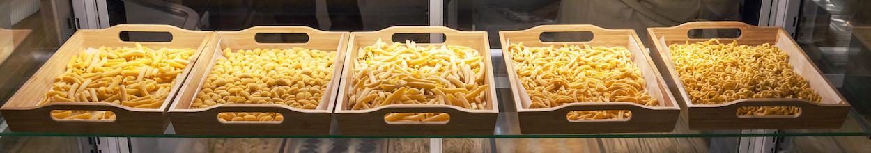 Fresh & dry pasta